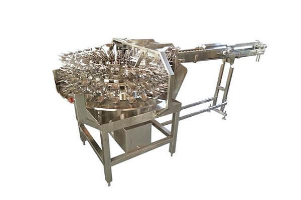Commercial Industrial Egg Breaker Egg Separating Machine